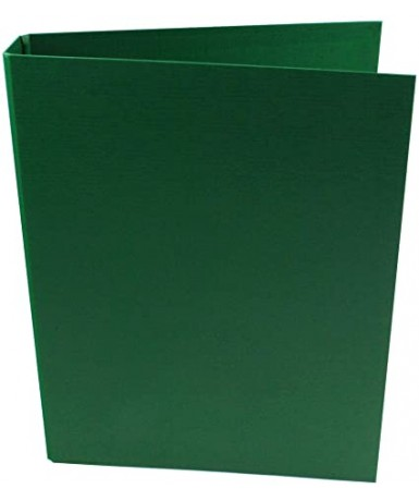 Carpeta colores anillas 25 mm. Verde