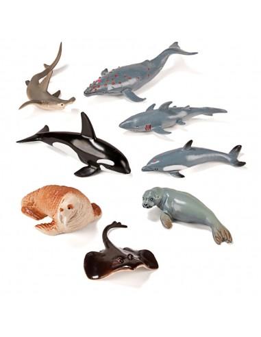 Bote marinos- 8 animales