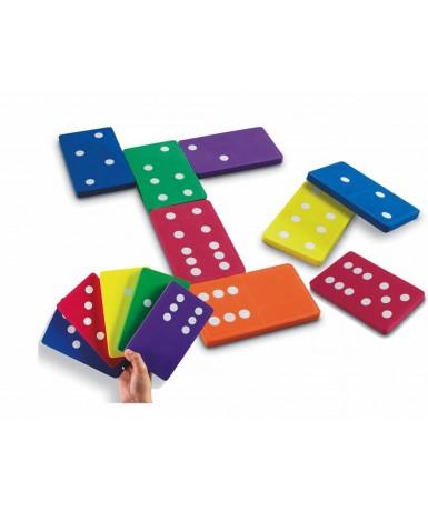 Gran dominó foam- 28 piezas