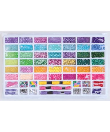 Perlas creativas - 10.000 unidades