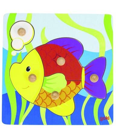 Encaje pez