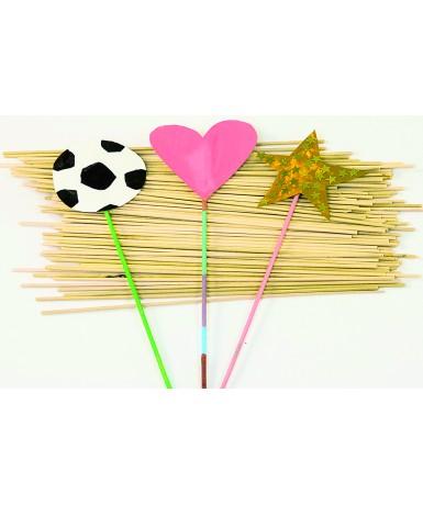 Sticks redondo natural