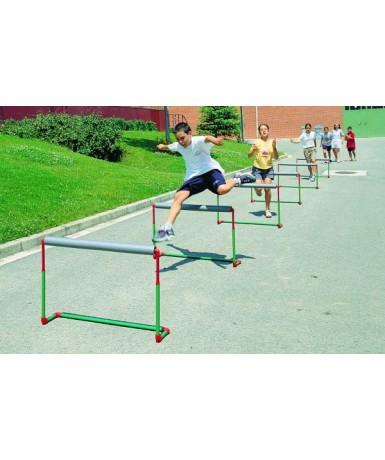 Vallas salto regulable - 3 unidades