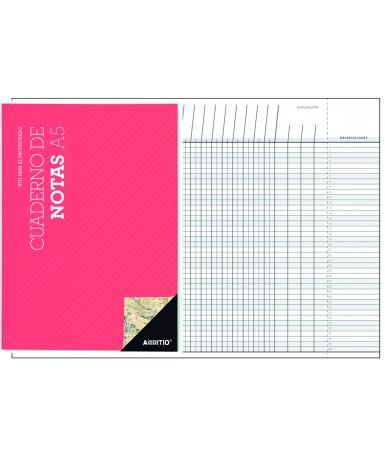 Cuaderno de notas A-5