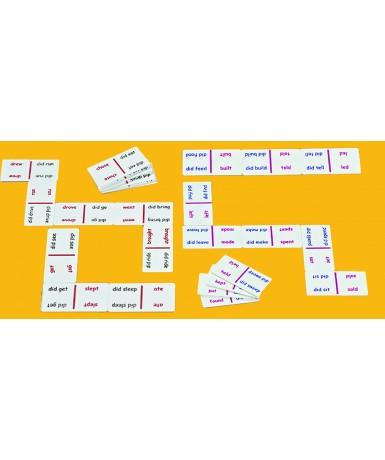 2 dominós - Verbos irregulares