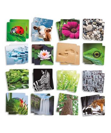 Maxi-memory táctil La Naturaleza