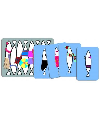 Cartas sardinas