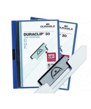 Duraclip A4 - 25 unidades.