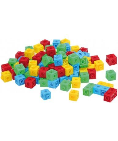 Interlocking cubos 2 cm.