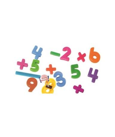 Números magnéticos - 162 unidades