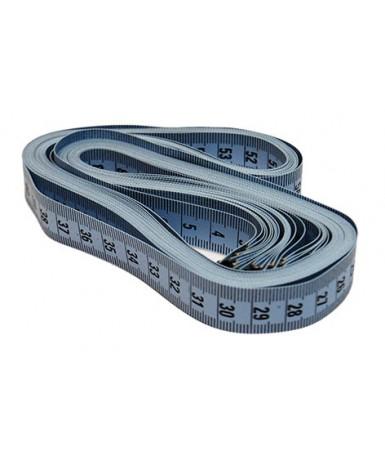 10 cintas métricas de 1 metro
