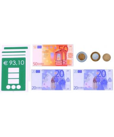 Cartas para euros