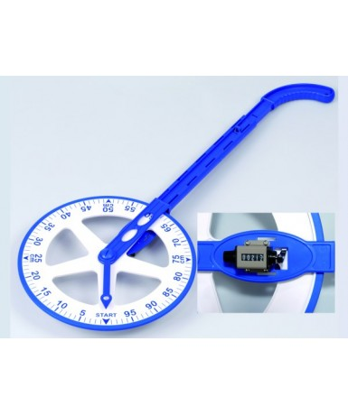Tacómetro contador manual