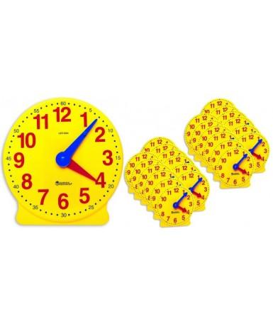Kit reloj y 24 relojes