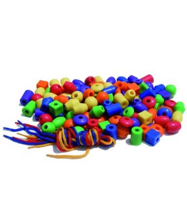 Bolsa de ensartes- 100 piezas