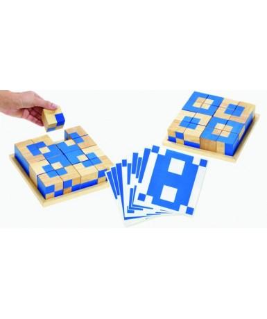 Cubos geométricos