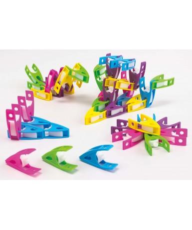 Pegs 5 colores- 30 unidades