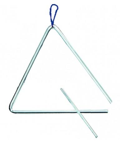 Triángulo 15 cm.