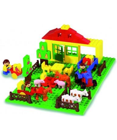 Único-plus granja - 46 piezas