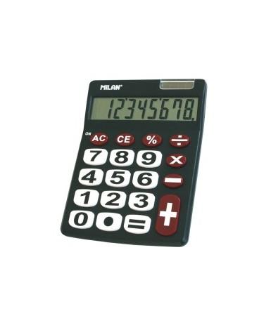 Calculadora teclas grandes 8 digitos