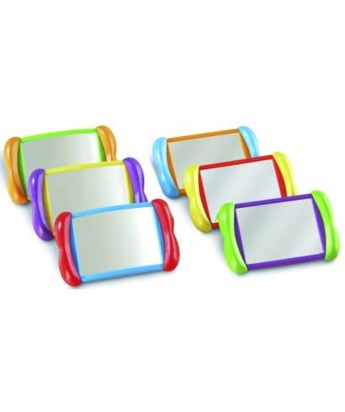 6 espejos 2 en 1