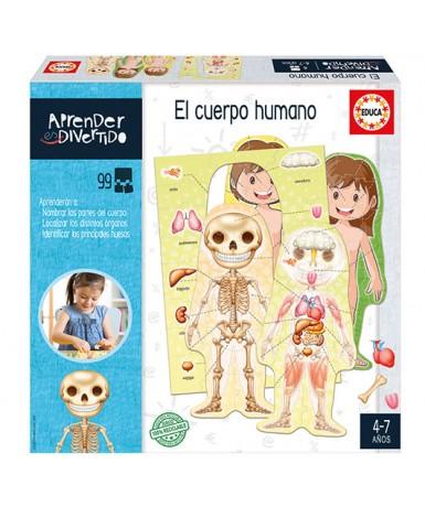 Aprendo el cuerpo humano + app