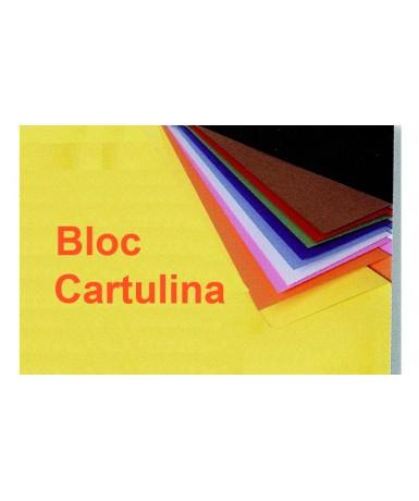 Bloc cartulina - paquete 25 unidades
