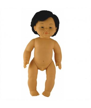 Niño asiático
