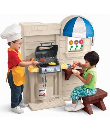Cocina - barbacoa