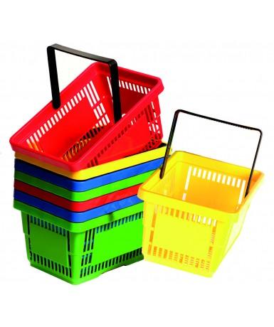 8 cestas de la compra