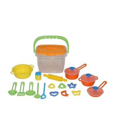 20 utensilios de cocina