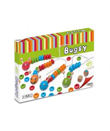 Juego lógico/matemático Bugsy