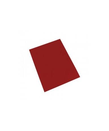 Tapas opacas Din-A4 Roja