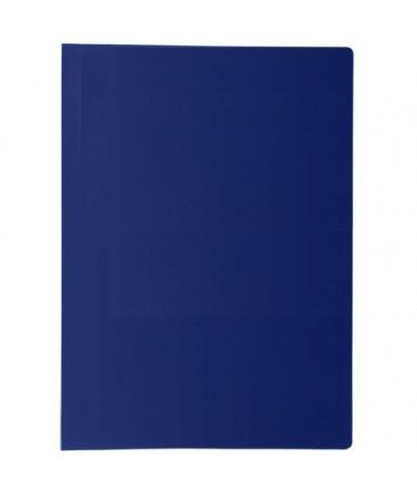Carpeta 30 fundas Azul Marino