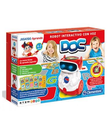 Doc, el robot