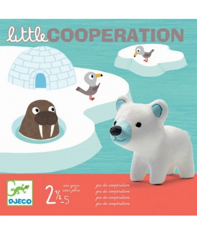 Juego little cooperation