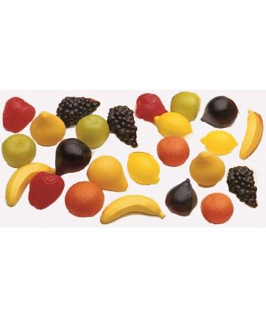 Frutas medianas - 24 piezas